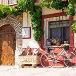 Puerta casa Calcena
